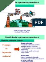 2005 - Ecoeficiência e Governança Ambiental - Profa. Dione Morita