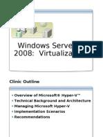 W2K8_Virtualization_PPT