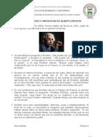 Curios Ida Des de Albert Einstein