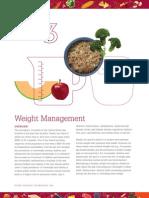 weightt management