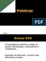 Bolsas Públicas