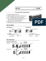 Bộ điều khiển lập trình CJ1M PLC - TV