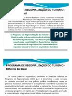 Introdução à Regionalização do Turismo - Aula - parte 02