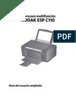 Manual Impresora Kodak