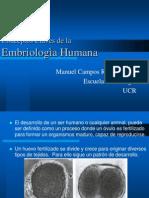 Charla 1. Conceptos Claves de La Embriologia Humana BCM 201
