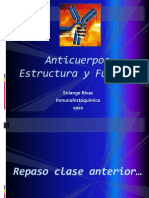 Anticuerpos Estructura y Funcion