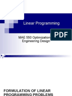 4-Optimization Linear Programming