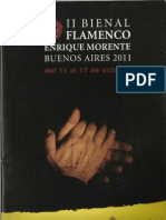 II Bienal Flamenco Buenos Aires