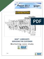 Case Study Launchpad MAK Lubricants 1