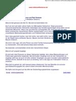Strahlenfolter - Anne Und Paul Sommer Teil 1 - Erfahrungsberichte