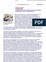 Strahlenfolter - Ehepaar Kuhn - WELT-Artikel 2002