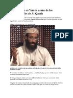 EEUU mató en Yemen a uno de los máximos jefes de Al Qaeda