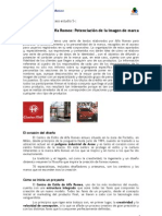 ALFA ROMEO - Potencialización de la Imagen de Marca