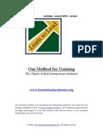 Our Training Method