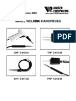 Hand Pieces Technical Manual