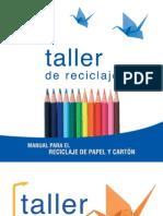 Manual Reciclaje Del Papel