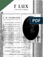 Fiat Lux 4 Agosto 1927