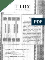 Fiat Lux Febrero 1928