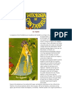 Mitologia de Cantabria - espanhol