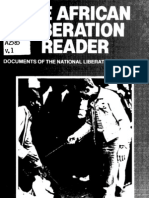 Wallerstein and Braganca (Eds.) - The African Liberation Reader Volume 1 - The Anatomy of Colonialism
