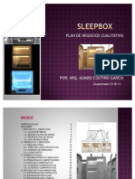 Bussines Plan cualitativo SLEEPBOX