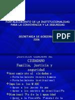 JUSTICIA CERCANA AL CIUDADANO