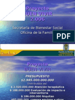 PROYECTO BUEN VIVIR