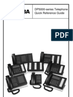 Strata CIX DP5000 Quick Reference Guide