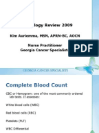 A amp amp P CaseStudy  docx   Module    Case Study  Hematology and     Physical Exam