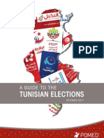 Pomed Tunisian Election Guide 2011