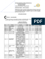 Edital Concurso Prefeitura de São Caetano do Sul