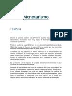 Monetarismo