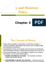 Chapter 3 Money and Monetary Policy