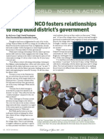 NCOs in Action Around the World