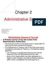 R11 Chp 02 1 Chapter 2 Administrative Sources