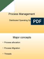 Process Migration