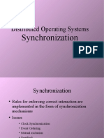 Distributed Computing notes