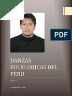 Danza Del Peru Trabajo Univercitario