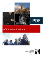ACCA Induction Pack FINAL