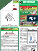 UTS-UGTG Santékirimèd n° 2 - Spécial Elections
