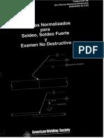 AWS  A2.4 - 92Simbologia español