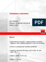 Barco_CompanyPresentation_20050502