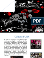 Cultura punk