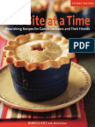 Recipes From One Bite at a Time by Rebecca Katz