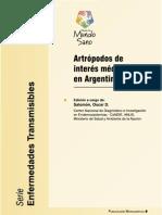 ARTRÓPODOS DE INTERÉS MÉDICO EN ARGENTINA Mundo Sano Monogra