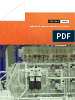 Wartsila Marine Reduction Gears