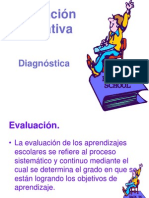 evaluacion diagnóstica