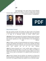Himno Nacional (historia)