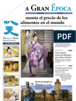 La Gran Epoca, República Dominica, edición de Octubre