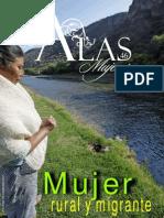 revista Alas Mujeres Octubre 2011